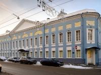 Мещанский район, улица Сретенка, дом 17. многофункциональное здание