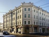 Мещанский район, улица Сретенка, дом 21/28СТР1. многофункциональное здание