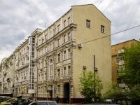 ,  , house 18 к.1. 公寓楼