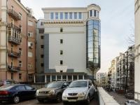 Мещанский район, Последний переулок, дом 11. офисное здание Ян-Рон, бизнес-центр