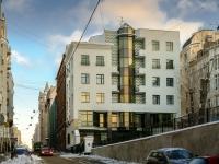 Мещанский район, Последний переулок, дом 6 к.1. многоквартирный дом