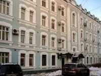 Мещанский район, Последний переулок, дом 25 с.2. многоквартирный дом