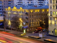 Мещанский район, улица Садовая-Сухаревская, дом 17 к.1. многоквартирный дом