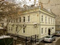 Мещанский район, улица Садовая-Сухаревская, дом 15 с.1. офисное здание