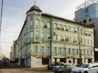 Мещанский район, улица Садовая-Сухаревская, дом 2/34. многофункциональное здание