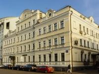 Мещанский район, Цветной бульвар, дом 28 с.1. банк Сбербанк России