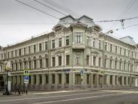 Мещанский район, улица Большая Лубянка, дом 11 с.1. офисное здание