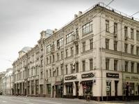 Мещанский район, улица Большая Лубянка, дом 13/16СТР1. офисное здание