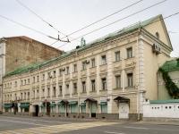Мещанский район, улица Большая Лубянка, дом 17 с.1. офисное здание