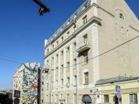 Meshchansky district,  , house 5. Apartment house