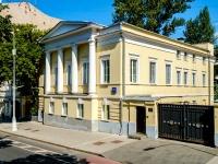 Мещанский район, Рождественский бульвар, дом 13 с.1. офисное здание
