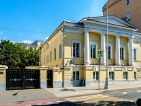 Мещанский район, Рождественский бульвар, дом 13 с.2. офисное здание