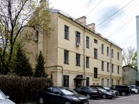 Мещанский район, Рождественский бульвар, дом 23. многоквартирный дом