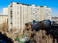 Мещанский район, Крестовский 2-й переулок, дом 4. многоквартирный дом