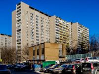Мещанский район, Крестовский 2-й переулок, дом 8. многоквартирный дом