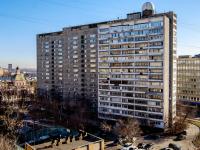 Мещанский район, Крестовский 2-й переулок, дом 12. многоквартирный дом