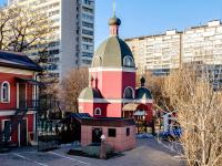Мещанский район, Крестовский 2-й переулок, дом 17 с.4. часовня Крестовская