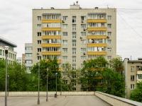 Мещанский район, Выползов переулок, дом 10. многоквартирный дом