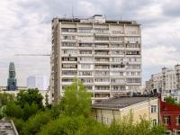 Мещанский район, Васнецова переулок, дом 12. многоквартирный дом