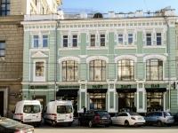 Мещанский район, улица Неглинная, дом 10. многофункциональное здание