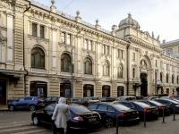Мещанский район, улица Неглинная, дом 14 с.1А. многофункциональное здание