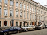 Мещанский район, улица Неглинная, дом 18 с.1. многофункциональное здание