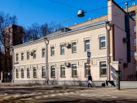 Мещанский район, Астраханский переулок, дом 17/27 СТР2. офисное здание
