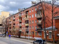 Мещанский район, улица Пантелеевская, дом 24. многоквартирный дом