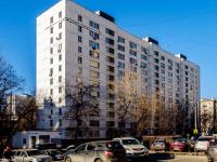 Мещанский район, улица Малая Переяславская, дом 10. многоквартирный дом
