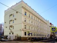 Мещанский район, Переяславский переулок, дом 4. офисное здание