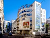 Мещанский район, Переяславский переулок, дом 6. органы управления Территориальный центр социального обслуживания