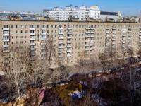 Мещанский район, улица Средняя Переяславская, дом 14. многоквартирный дом