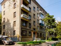 Мещанский район, улица Сущевский Вал, дом 60 к.2. многоквартирный дом