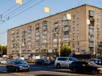 Мещанский район, улица Сущевский Вал, дом 62. многоквартирный дом
