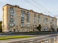 Мещанский район, улица Сущевский Вал, дом 66. многоквартирный дом
