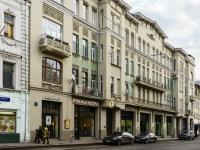 улица Большая Никитская, дом 24 с.1. многоквартирный дом