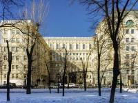 Пресненский район, Тверской бульвар, дом 13. офисное здание