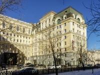 Пресненский район, Тверской бульвар, дом 13 с.1. офисное здание