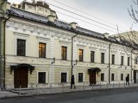 Пресненский район, Тверской бульвар, дом 16. офисное здание