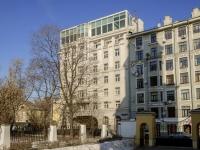 улица Малая Никитская, дом 10 с.2. многоквартирный дом