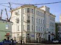 улица Малая Никитская, дом 33. многоквартирный дом