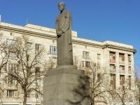 соседний дом: ул. Малая Никитская. памятник К.А. Тимирязеву