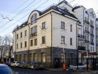 Скарятинский переулок, дом 7. многоквартирный дом