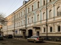 Малый Кисловский переулок, дом 7. многоквартирный дом