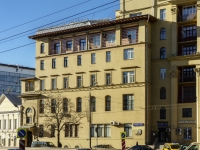 ,  , house 7Б. 公寓楼