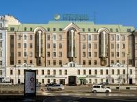 Пресненский район, Никитский бульвар, дом 10. банк Сбербанк России