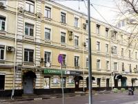 Пресненский район, улица Сытинский тупик, дом 1 с.4. многоквартирный дом