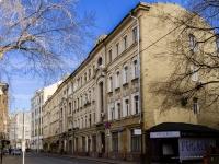 ,  , house 10 с.1. 公寓楼