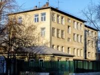 Пресненский район, улица Большая Декабрьская, дом 5. колледж Московский колледж бизнес-технологий