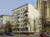 Пресненский район, улица Конюшковская, дом 26. многоквартирный дом